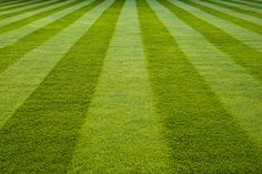 Mow your lawn like a professional - great how to post!