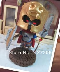 League of Legends LOL Handmade Polymer Clay Pantheon Action Figure Free Shipping