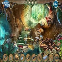 Animal #Expedition is a hidden object #game. You're working on some #research about #animal #myths and #facts. After every level of finding #hidden #objects, you will have to #answer a #Trivia #question.