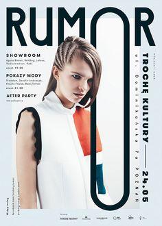 Rumor Urban Poster Design