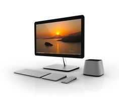 Vizio CA24 All in One Desktop PC