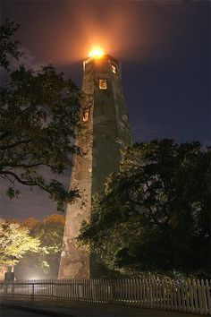 Bald Head Island Lighthouse~'Old Baldy'~North Carolina