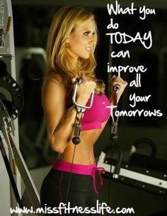 What you do Today can improve all your Tomorrows...Time to get stuck in.  Who else wants to drop 7 or more kilos in 4 weeks?  Guaranteed!! https://www.facebook.com/TNTFitnessGC