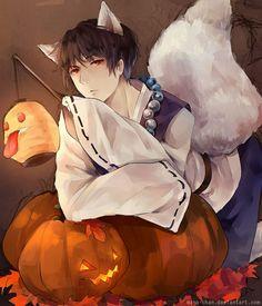 APH : Halloween! by Mano-chan.deviantart.com on @deviantART