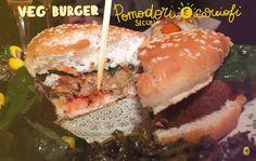 Veg burger - Ossido, Roma