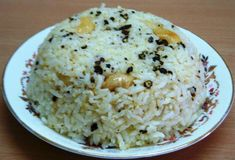 Milagu Sadam (Black Pepper Rice) A simple, tasty and quick lunch/dinner dish.