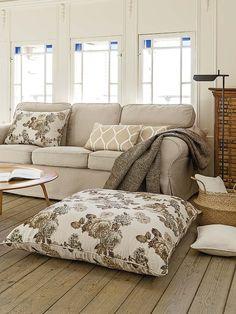 Nuevas telas para decorar el hogar