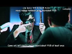 M.I.B - Dash (Men In Black) MV [English subs + Romanization + Hangul] HD
