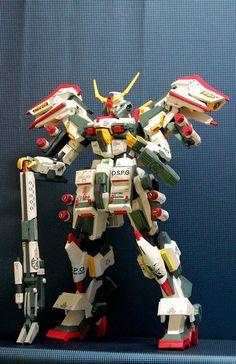 Etsy の OSPG_003_MAXXCreate your own GundamInstant Pdf by G2paper