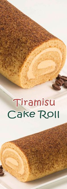 Tiramisu Cake Roll. #CompleteRecipes #recipe #recipes #food #foodgasm #cleaneating #healthyfood #healthy #healthyrecipes #cakeroll