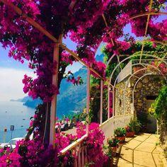 Hotel Eden Roc Positano, Italy —