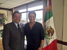 Embajador de México en Colombia