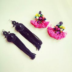 Tribal earings