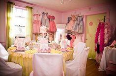 Princess Tea Party room.