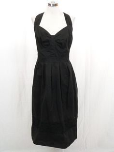 i like the simple black dress...like this one from lane bryant