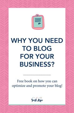 Why you need to blog for your business? why blog for business? optimize and promote your blog post #businessblogging #blogging #trafficbuilding