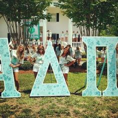 Lilly letters!