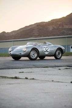 This Classic Porsche Spyder Just Sold For A Record $5 Million At Auction - carscoops.com