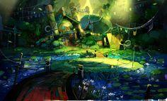 The Art Of Animation, AYMRC