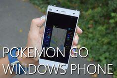 awesome Pokémon GO für Windows Phone / Windows 10 Mobile im Test
