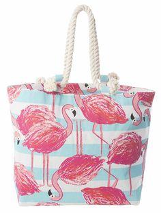 flamingo, acessorios, coisas, decoracao, roupas, bolsa, praia