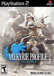 Valkyrie Profile 2: Silmeria  (Sony PlayStation 2, 2006)  #playstation #retro #gamers #gaming #rpg
