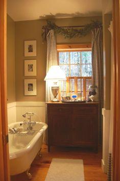 Bathroom tweaking - Talk of the House