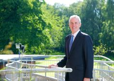 A NEW chief executive is set to take over the reins of the University of Central Lancashire's group operations.