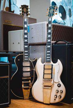 1960 • 1965 Music Guitar, Guitar Amp, Cool Guitar, Playing Guitar, Acoustic Guitar, Gibson Electric Guitar, Cool Electric Guitars, Gibson Guitars, Custom Bass