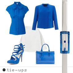 Blue. Style Tips /www.tie-ups.it/shop/en/my-tie-ups/18-my-tie-ups-monocolor-slim.html