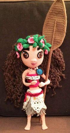 Moana crochet