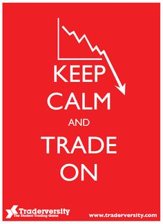 Keep calm and forex