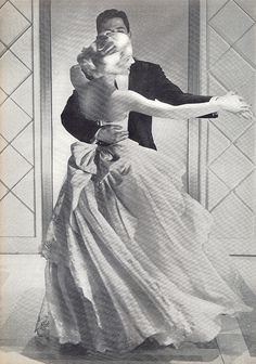 #vintage Vogue, May 1955!