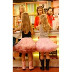DOLLY & TV morning show, girls showing DOLLY skirts Morning Show, Temple, Tv, Girls, Pink, Fashion, Moda, Rose, Daughters