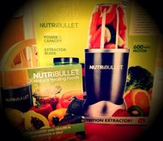 My #NutriBullet is here! :-D
