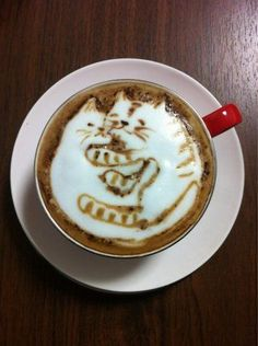 [Coffee Foam Art 0011] Incredible Cat Latte Art From Japan