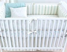 Pool Camille Crib Bedding - 3 Piece Set