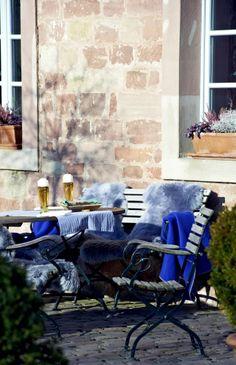Klosterschänke, Hotel Kloster Hornbach, Rheinland-Pfalz