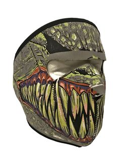 Neoprene Monster Mask