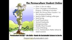Every Child Should Know... - The Permaculture Student Online