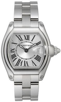 W62016V3 Cartier Roadster Ladies Quartz Watch