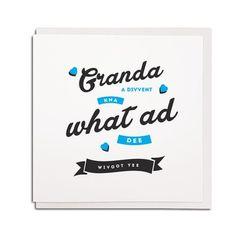 granda geordie grandad birthday card Birthday Cards, England, History, Gifts, Bday Cards, Historia, Presents, Birthday Greetings, Favors