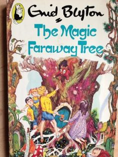 """Magic Faraway Tree - we love this and are now onto the second book.   I have to laugh though - in the new edition """"Fanny"""" has been changed to """"Frannie"""" and """"Dick"""" to """"Rick""""."""