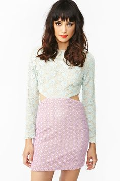 Charmer Lace Dress