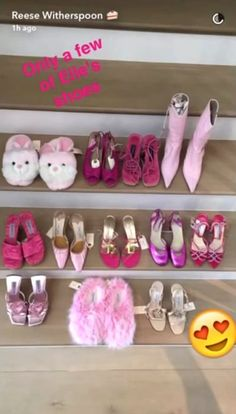 Reese Witherspoon tries on her Legally Blonde outfits Elle Woods, Reese Witherspoon Legally Blonde, Legally Blonde Outfits, Jimmy Choo, Blonde Aesthetic, Pink Aesthetic, Date Night Dresses, Mean Girls, Fashion Heels