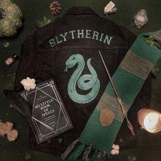 Little Books, Slytherin, Slytherin House