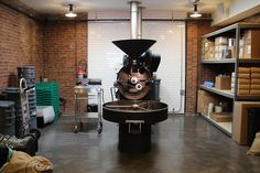 Parlor Coffee's new roastery and tasting room in the Brooklyn Navy Yard offers one the most refined coffee experiences in New York City.