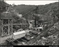 Snowy Mountains Scheme,in from National Library of Australia. Snowy Mountains, Vietnam, Past, Construction, Australia, River, History, Country, Digital