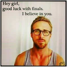 Motivation to study for finals ♥ thank you ryan :)