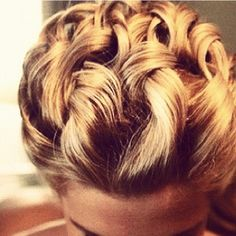 always what I'm attempting when I do an updo